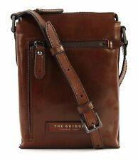THE BRIDGE Kallio Crossover Bag S Umhängetasche Tasche Marron​e Braun Neu