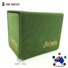 Time Walker TimeWalker tw GREEN DECKBOX Deck Box MTG Magic Yugioh Pokemon Card