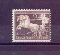 Dt. Reich 1940 - Das braune Band - MiNr. 747 postfrisch**- Michel 120,00 € (872)