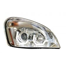 FREIGHTLINER CASCADIA PROJECTION HEADLAMP (CHROME) Passenger Side Only