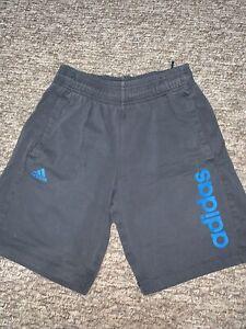 Boys Adidas Shorts 11-12