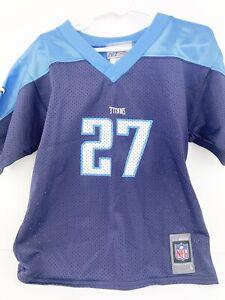 Tennessee Titans Eddie George #27  NFL Jersey Reebok Youth Large (7)
