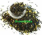 Blue lady natural flavored black tea loose leaf tea 1.00 LB bag