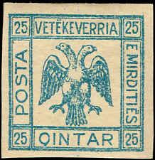 Scott # Unauthorized - 1921 - 25Q Blue