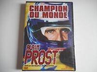 DVD NEUF - CHAMPION DU MONDE / ALAIN PROST  - ALL ZONE