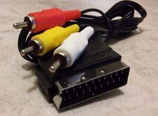 NIntendo NES RGB SCART CABLE Plug Brand New