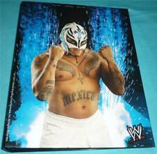 WWE Wrestling Ringbuch Ordner *REY MYSTERIO* DIN A4 Karton NEU nxt dx hulk hogan