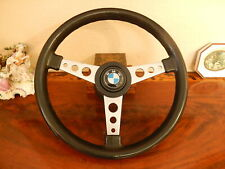 BMW Petri Steering Wheel for BMW 02 010 1600 2000 2002  VINTAGE 35 cm