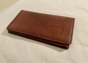 Mens Long Wallets Leather