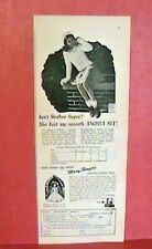 Original 1946 MARY HOYER BRIDE DOLL Magazine Ad