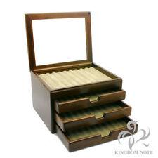 Toyooka Craft Fountain Pen Box KINGDOM Note Bespoke for 40 Pens Japan New