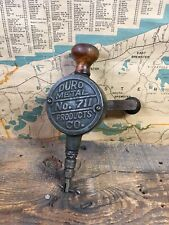 Vintage Duro Metal Products No711 Hand Crank Valve Resurfacer