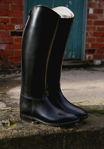 Regent Grafton Leather Zip Riding Boot. WAS £ 220.80 - NOW £ 150.00