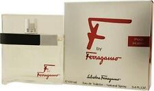 F Ferragamo Pour Homme for Men Cologne 3.4 /3.3 oz Spray EDT New in Box Sealed