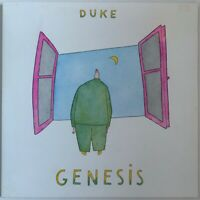 GENESIS DUKE LP CHARISMA UK 1980 A2/B1 MATRIX NEAR MINT PRO CLEANED
