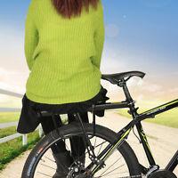 HEAVY DUTY Bicycle Cycle Bike Rear Pannier Rack Carrier Bracket Quick Release UK