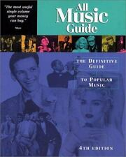 All Music Guides: All Music Guide : The Definitive Guide to Popular Music...
