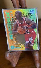 1995 Skybox N Tense Holographic #3of10 Michael Jordan
