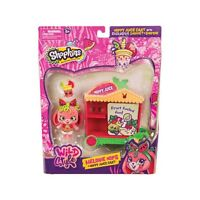 Shopkins Shoppets Deluxe Pack - Melonie Hops and Hoppy Juice Cart