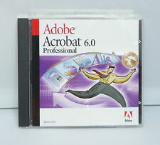 Adobe Acrobat 6.0 Professional - Upgrade - WIN - Deutsch -