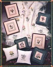 Mill Hill ROCKY MOUNTAIN WILDFLOWERS Revisited 11 Cross Stitch Charts/Booklet