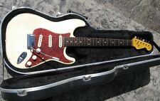 Amazing 1959 Relic All Parts Electric Guitar With Fender Stratocaster Case