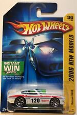 Hot Wheels 2006 NEW MODELS DATSUN 240Z WHITE * Super Fast Shipping * 15A