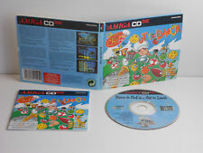 Pierre le Chef is... Out To Lunch pour Commodore Amiga cd32