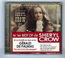 CD (NEW) VERY BEST OF SHERYL CROW (DUO AVEC GERALD DE PALMAS)