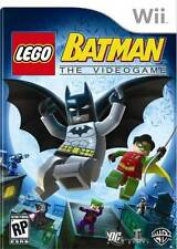 Lego Batman: The Videogame Wii Game