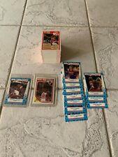 1989-90 Fleer Basketball Set (168) & 11 Card Sticker Set Michael Jordan GOAT NMT