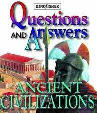 Questions and Answers about...Ancient Civilizations by Wendy Madgwick c2000 VGC