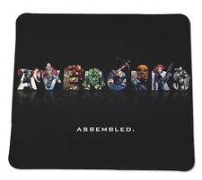 "Avengers Assemble ! Marvel comics Anti slip optical COMPUTER MOUSE PAD 9 X 7"""