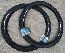 TYRES Schwalbe 26x2.25 Tough Tom Pair MTB Mountain Bike Cycle  Tyres 26""