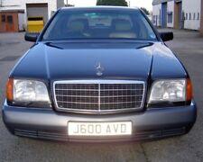 1992 Mercedes 600SEL auto  V12 ...w140