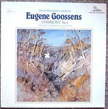 Eugene Goossens Symphony No.1 David Measham Adelaide Symphony Super Clean