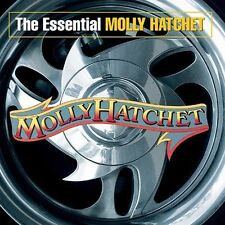 The Essential  Molly Hatchet CD GREATEST HITS REMASTERED BEST OF DAVE HLUBEK