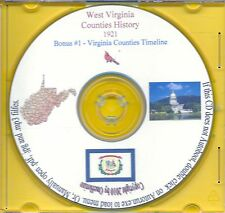 West Virginia Counties & Communities History