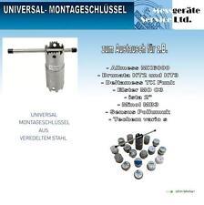 UNIVERSAL - MONTAGESCHLÜSSEL  Wasserzähler