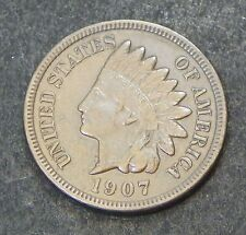 1907 Indian Cent XF