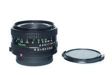 Canon Lens FD 50mm 1 : 1.8