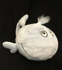 Kohl's Cares for Kids Blue Whale Plush Dr. Seuss If I Ran The Circus