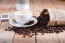 Espresso dark roasted coffee beans 5 lbs best roasted to order! YUM