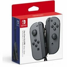 Nintendo Switch Joy-Con Controllers - Gray (HACAJAAAA)