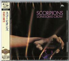 SCORPIONS-LONESOME CROW-JAPAN SHM-CD D50