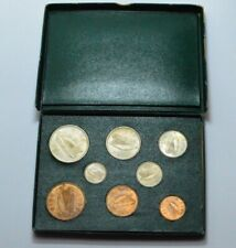 BU Ireland Government Issued Uncirculated Coin Set Mixed, Scarce Dates 1952-1961
