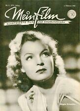 Mein Film 1946/05: Magda Schneider Cover mit Berichten: Clark Gable + siehe Text