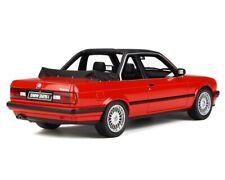 1:18 Otto BMW 325i E30 Baur Cabrio rot Otto Mobile OT767 NEU NEW
