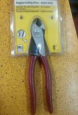 D248-8 Diagonal - Cutting Pleirs -Angled Head Klein Tools