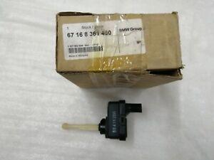 Original BMW 3'E36 M3 93-00 Head light vertical aim control 67168361460